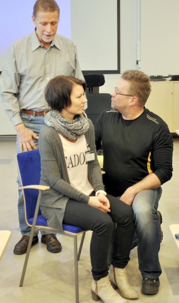 Istumisen seminaari Bengt